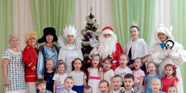 """В гостях у домовенка Кузи!"""