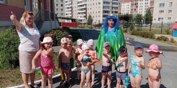 «День Нептуна»-2020 в Теремке
